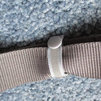 Adjustable belt loop